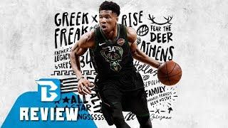NBA 2K19 Review | Με τον Αντετοκούνμπο οδηγό