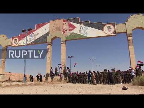 Syria: SAA secure full control of key highway linking Deir ez-Zor and Palmyra