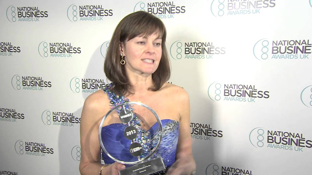 Carole Woodhead, CEO, Hermes UK - The Growth Business of ...