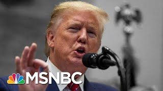 Why House Dems Have New Questions Over Whether Trump Lied To Mueller   The 11th Hour   MSNBC