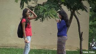 I Love You Prank   Girl Proposing Girl   Tora Tora Kannada Film Promotion   Indian Prank