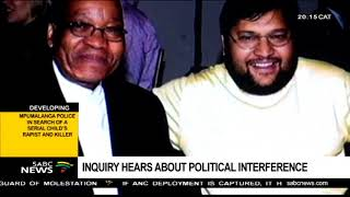 Hogan tells of Zuma's interference in Gama's appointment at Transnet