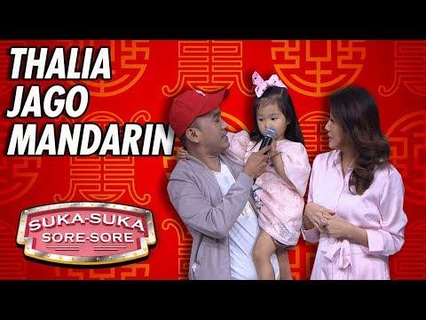 WIHH Thalia Jago Bahasa Mandarin  - Suka Suka Sore Sore (16/1) PART 1