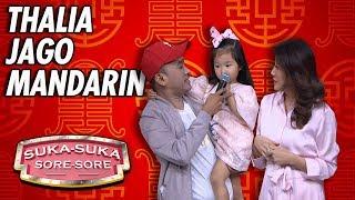 WIHH Thalia Jago Bahasa Mandarin  - Suka Suka Sore Sore (16/1) PART 1 MP3