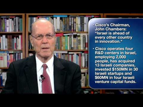 Israel's Unprecedented Global Economic Integration