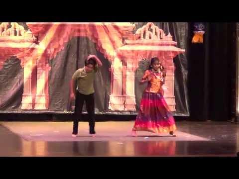 Kumbida pona deivam dance - Sourya & Yogitha