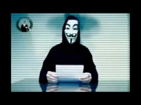 Anonymous - Operation Egypt | #OpEgypt