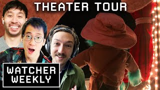 Puppet History Theater Tour! • Watcher Weekly #021