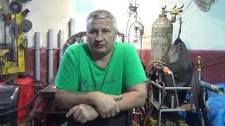 видео Газовые сварочные смеси Ar+CO2 и Ar+CO2+O2