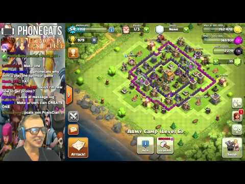 Clash of Clans - I Got Kicked Out of Clan...