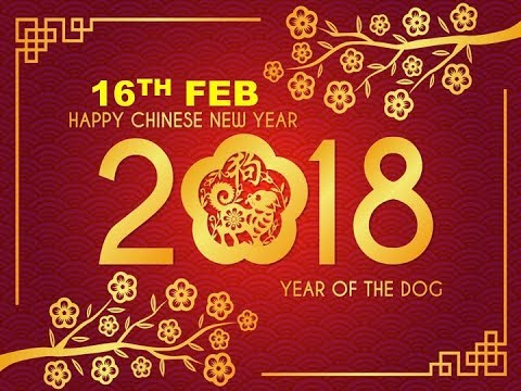 chinese new year 2018 kung hei fat choi 2018