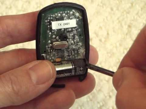 how to chang strulling battery watch
