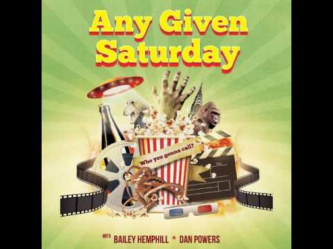 Any Given Saturday - Episode 7 - It's Morphin' Time