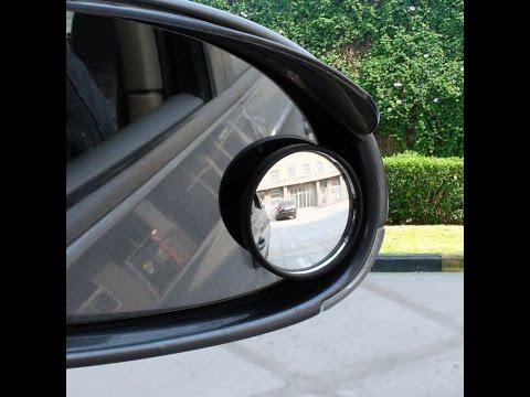 HF-213 -Обзор зеркал