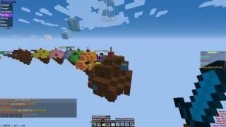 Hacking On Cubecraft Skywars 1.9 #9 | Homocide