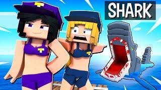 PURPLE GIRL SHARK ATTACK! - Fazbear and Friends SHORTS #1-21 Compilation