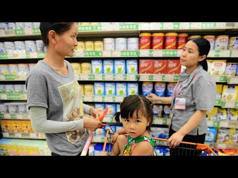 Dairy Product Quality Improved In China