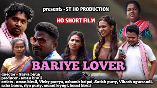 HO SHORT FILM !! BARIYE LOVER !! NEW HO VIDEO 2021