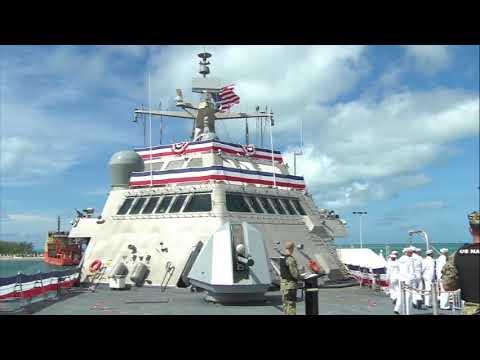USS Billings: Big Sky Over Troubled Waters - Senator Jon