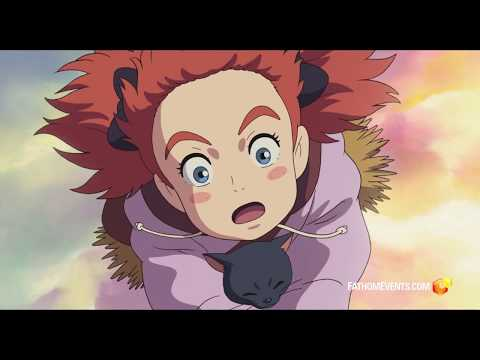 Mary and The Witch's Flower Encore