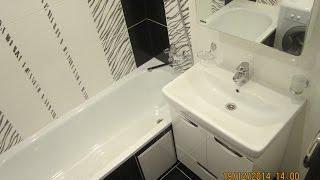видео Высота установки раковины в ванной: типы креплений, инструкция по монтажу