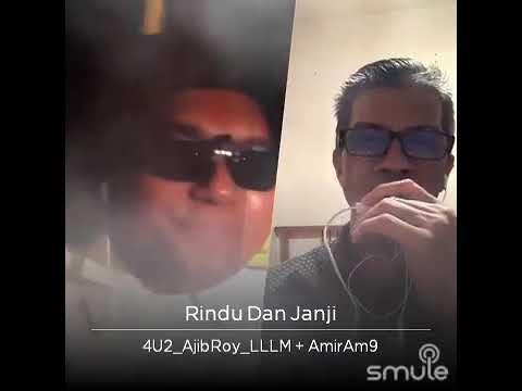 Rindu dan Janji🎶🎤🔥wth AmirAm9