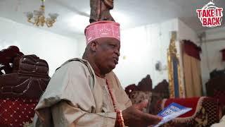Gambar cover Omoyele Sowore Visits The Traditional Ruler of Isolo