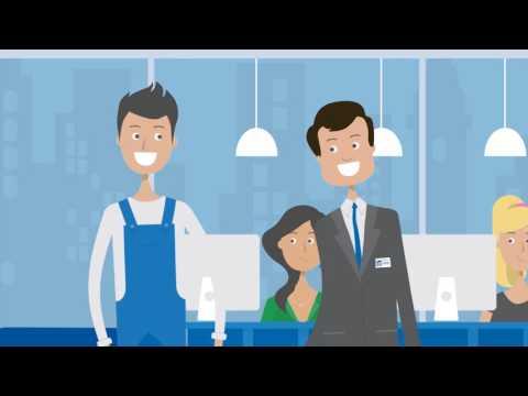 Volksbank VR-Billing | Basis | Comic