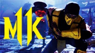 Vídeo Mortal Kombat 11