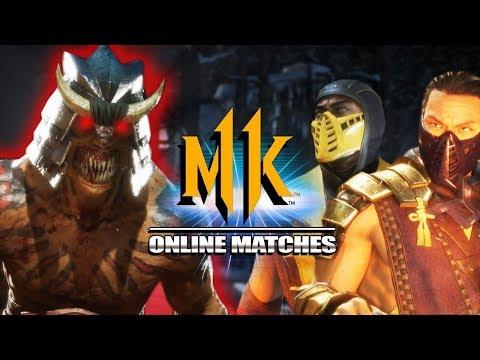 Baraka Must Defeat EVERY Scorpion: Mortal Kombat 11 - Online Matches (Stress Test) thumbnail