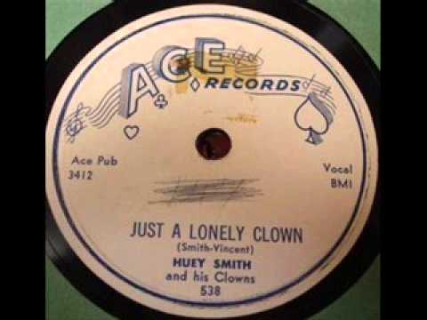 HUEY 'PIANO' SMITH  Just a Lonely Clown  DEC '57