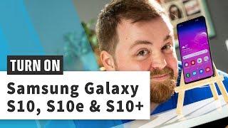 Samsung Galaxy S10 im Test: Das nicht ganz perfekte Flaggschiff