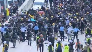 The real truth behind Hong Kong protests