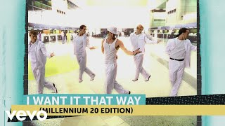Download Backstreet Boys - I Want It That Way (Millennium 20 Edition)