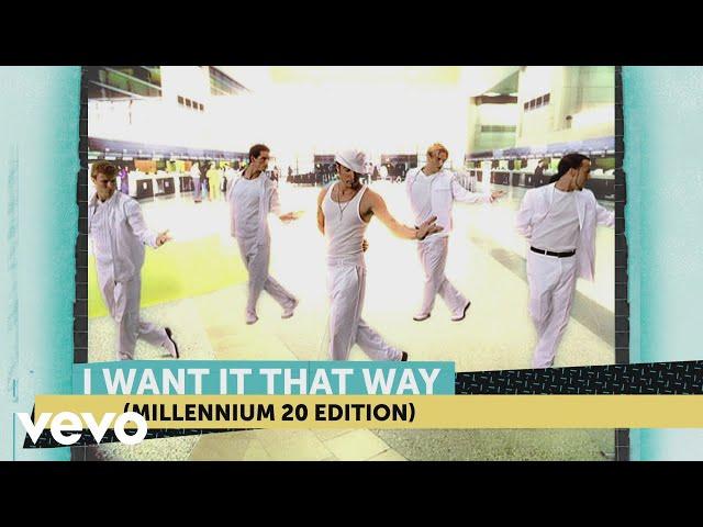 Backstreet Boys – I Want It That Way Lyrics | Genius Lyrics