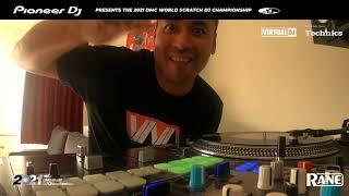 SWORDZ: 2021 DMC World SCRATCH DJ Champion!