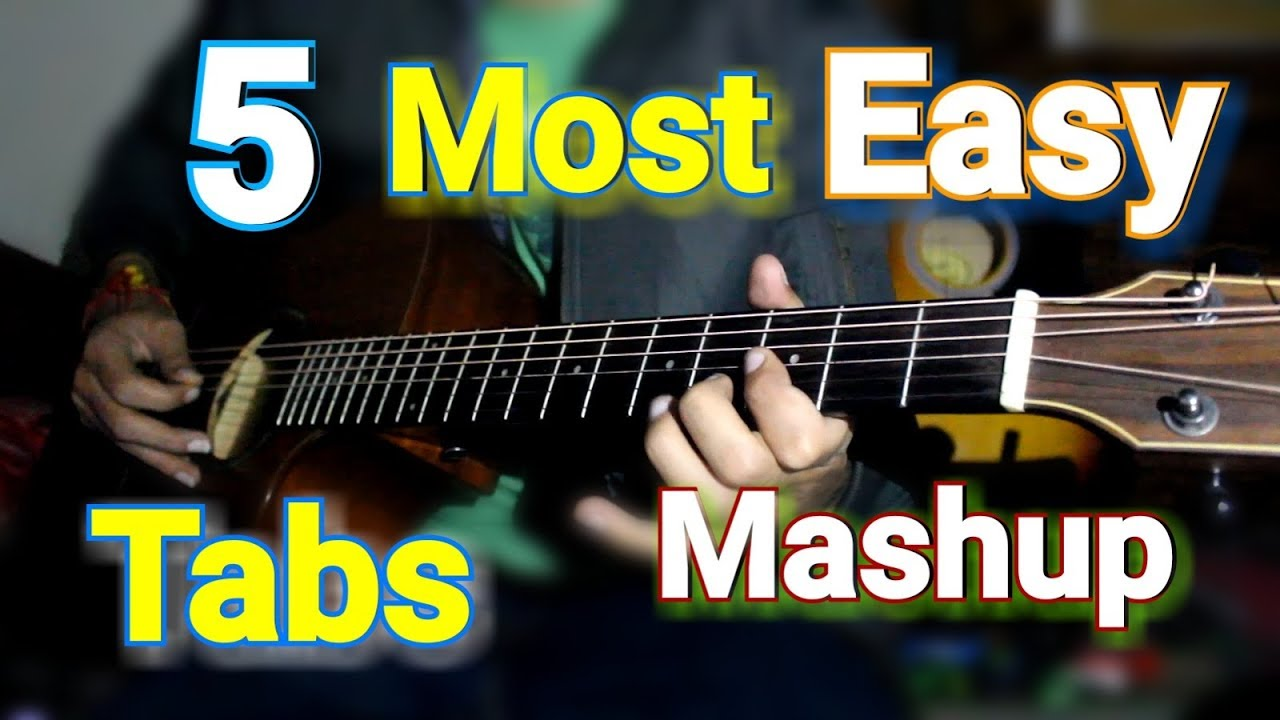 5 Forever Most Easy Hindi Songs Tabs Leads Mashup Lesson Any One Can Play Hindi Songs Youtube Hindi guitar classics / old bollywood chords. 5 forever most easy hindi songs tabs leads mashup lesson any one can play hindi songs