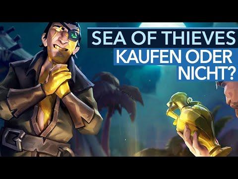 Sea of Thieves kaufen oder nicht? -  5 Dinge, die ihr wissen solltet (Vorab-Fazit)