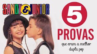 Baixar 5 Provas que Sandy e Jr eram a Melhor Dupla Pop