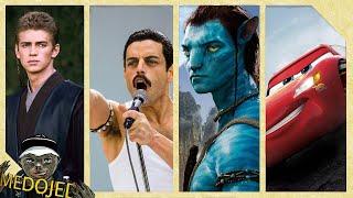 Top 10 Filmů Nadhodnocených ČSFD