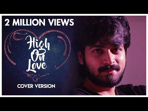 High On Love Cover ft., Harish Kalyan, MS Jones   Pyaar Prema Kaadhal   Tribute to Yuvan