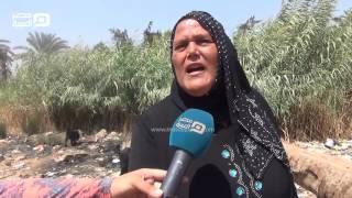 بالفيديو| أهالي قرية