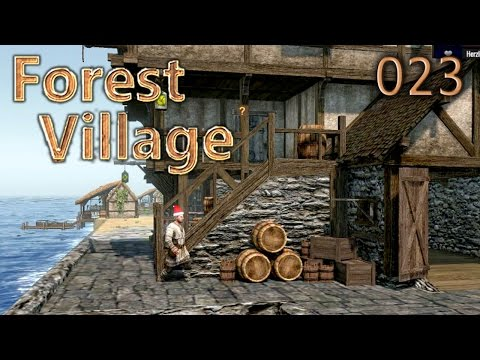 LIFE IS FEUDAL: FOREST VILLAGE #023 ★ Die erste Expedition [Deutsch | German | Twitch]