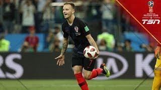 Rakitic makes the penalty that seals Croatia's win