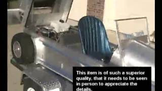 Custom Built Go-Kart for Sale