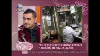 Repeat youtube video Bogdan Artistu si DeSanto  Ah ce ti-as face - Draga mea prietena