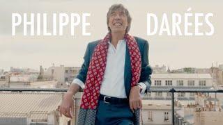 Philippe Darées - Sur les toits de Paris