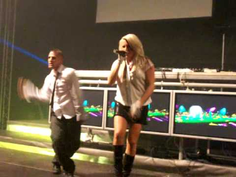CASCADA - FEVER live in IDEON PARDUBICE 2010 by FRENKEECZ.MOV