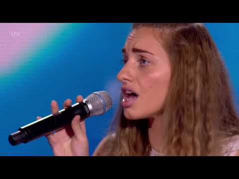 Talia Dean: She Comes So Nervous, But After.... PERFECT | The X Factor UK 2017