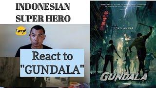 Gambar cover Gundala Official Video Teaser Reaction